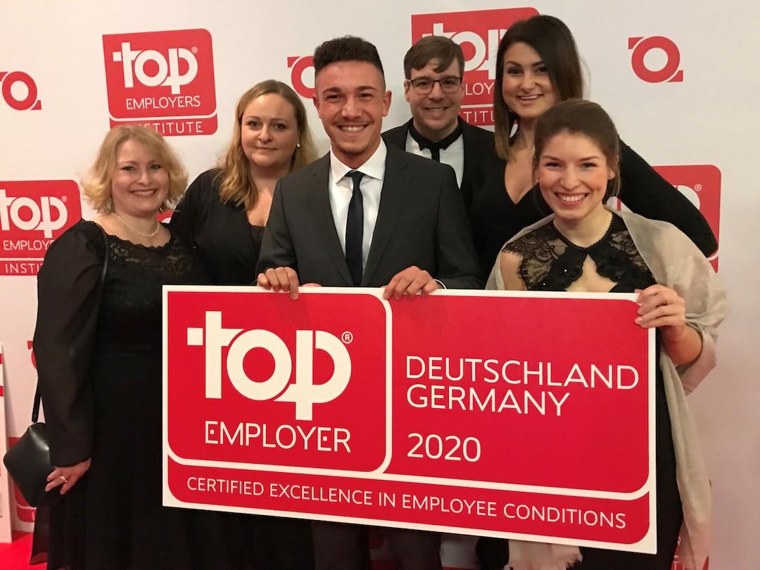 Top Employer Certification Dinner